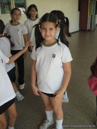 4to grado empezo el Campo Deportivo 2