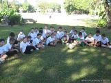 4to grado empezo el Campo Deportivo 37