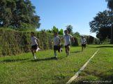4to grado empezo el Campo Deportivo 43