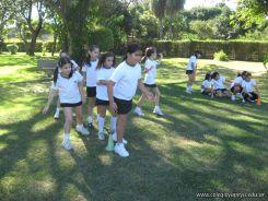 4to grado empezo el Campo Deportivo 51