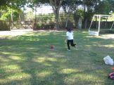 4to grado empezo el Campo Deportivo 54