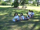 4to grado empezo el Campo Deportivo 55