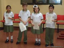 Entrega Certificados YLE 3