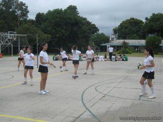 La Secundaria empezo el Campo Deportivo 122