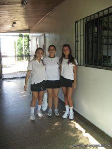 La Secundaria empezo el Campo Deportivo 13