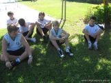 La Secundaria empezo el Campo Deportivo 18