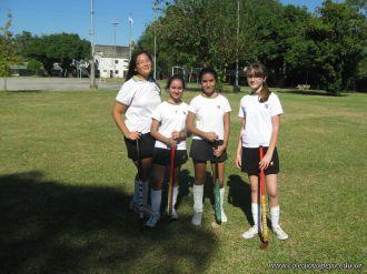 La Secundaria empezo el Campo Deportivo 37