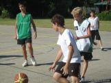 La Secundaria empezo el Campo Deportivo 63