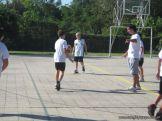 La Secundaria empezo el Campo Deportivo 64