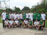 La Secundaria empezo el Campo Deportivo 77