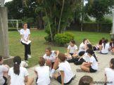 La Secundaria empezo el Campo Deportivo 83