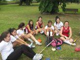 La Secundaria empezo el Campo Deportivo 87