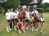 La Secundaria empezo el Campo Deportivo 89