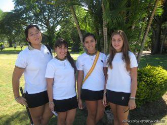 La Secundaria empezo el Campo Deportivo 9