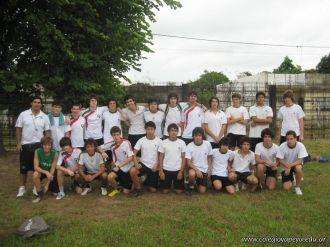 La Secundaria empezo el Campo Deportivo 97