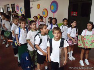 Primer Dia de Doble Escolaridad de 4to grado 12