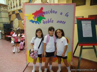Primer Dia de Doble Escolaridad de 4to grado 9