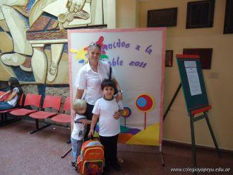 Primer dia de Doble Escolaridad de 1er grado 9