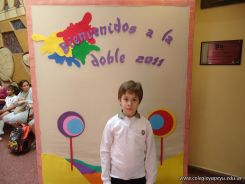 Primer dia de Doble Escolaridad de 2do grado 11