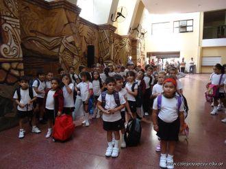 Primer dia de Doble Escolaridad de 2do grado 12