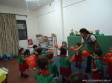 Primera semana de clases del Jardin 130