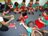 Primera semana de clases del Jardin 139