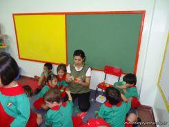 Primera semana de clases del Jardin 143