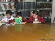 2do grado en la Biblioteca 33
