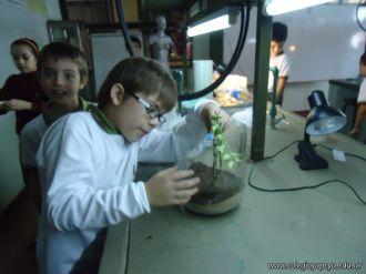 5to grado Experimentando en el Laboratorio 23