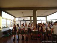 Acto de Secundaria por el Dia del Veterano y los Caidos de Malvinas 6