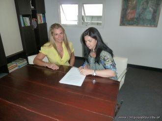 Acuerdo con Fundacion Corriente por los Niños 2