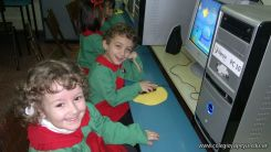 Sala de 3 de Valeria en Computacion 7