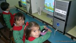 Sala de 3 de Valeria en Computacion 8