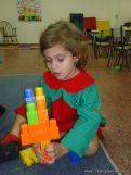 Salas de 3 jugando con Bloques 16