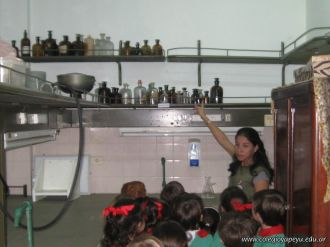 Salas de 5 en el Laboratorio 12