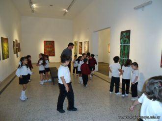 1er grado visito el Museo 40