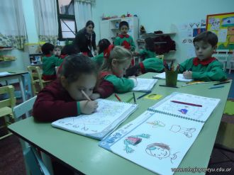 Ingles en Salas de 4 1