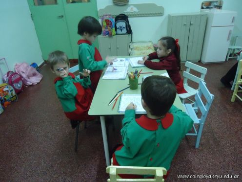 Ingles en Salas de 4 15