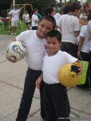 Jornada Recreativa con Chicos del Hogar Domingo Savio 90