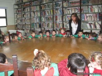 Salas de 3 en Biblioteca 1