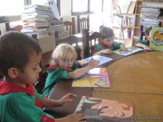 Salas de 3 en Biblioteca 43