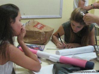 Compartiendo una Lectura con Niños del Hogar Domingo Savio 12