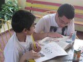 Compartiendo una Lectura con Niños del Hogar Domingo Savio 2