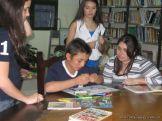 Compartiendo una Lectura con Niños del Hogar Domingo Savio 29