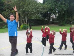 Educacion Fisica en Salas de 3 y 4 años 9