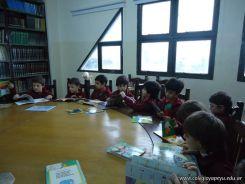 El Jardin leyendo en Biblioteca 11