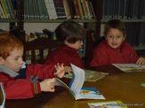 El Jardin leyendo en Biblioteca 39