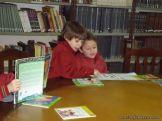 El Jardin leyendo en Biblioteca 40