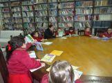 El Jardin leyendo en Biblioteca 41