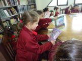 El Jardin leyendo en Biblioteca 7